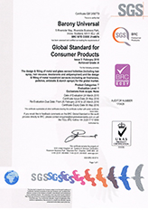BRC Global Standard - Consumer Products